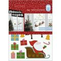 SANTA CLAUS Fenstersticker