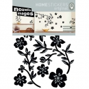 Homesticker GIRLANDE Black